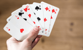 Poker Casinoguide pokerhand