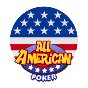 all-american-poker logga ikon