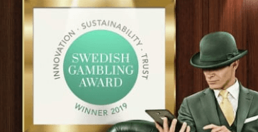 Mr Green Swedish Gambling Awards