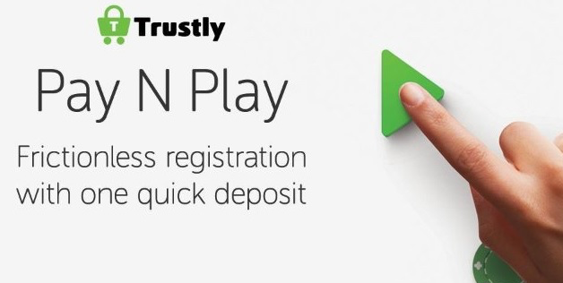 Trustly PayNPlay vanligt hos nya casinos