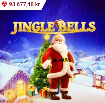 julslots hos Maria Casino Jingle Bells jackpott