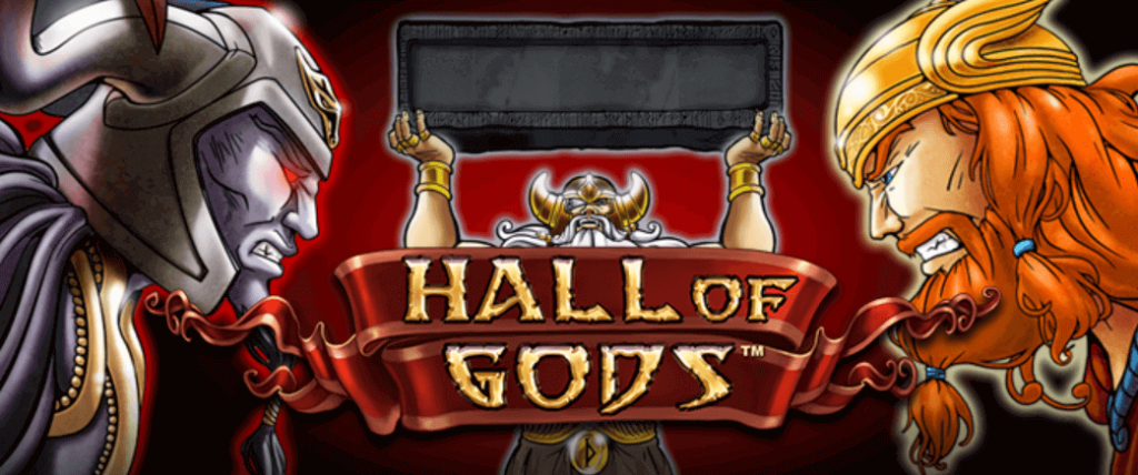 Hall of Gods Jackpottslot
